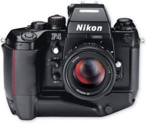 Nikon F4 et F4S