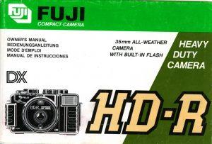 FUJI HD-R