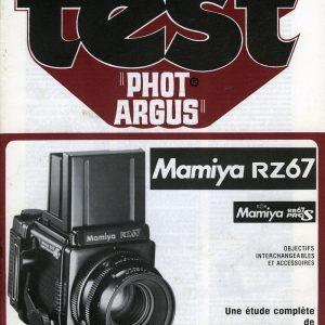 MAMIYA RZ 67