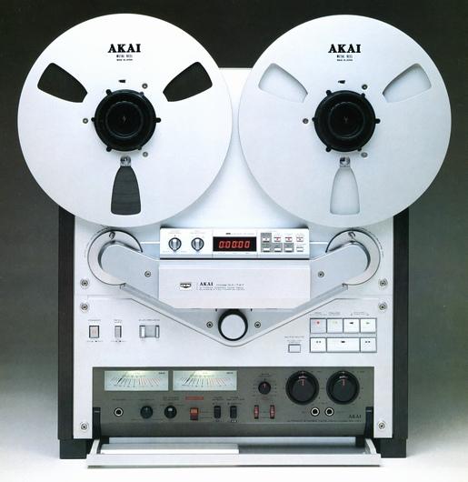 AKAI GX747