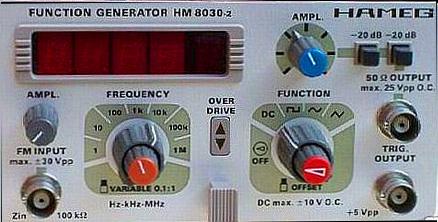 Hameg HM-8030