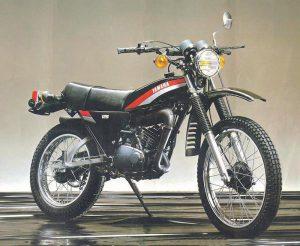 Yamaha 125 dtmx