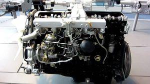 Moteur Toyota 1HD-FT