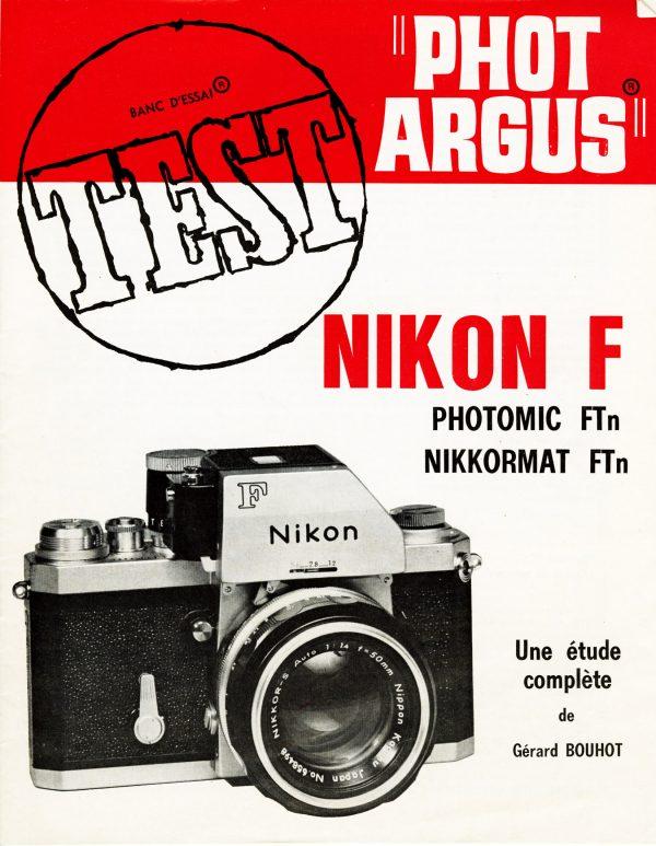 Dossier NIKON F
