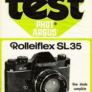Manuel ROLLEIFLEX SL35