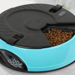 distributeur nourriture chien chat