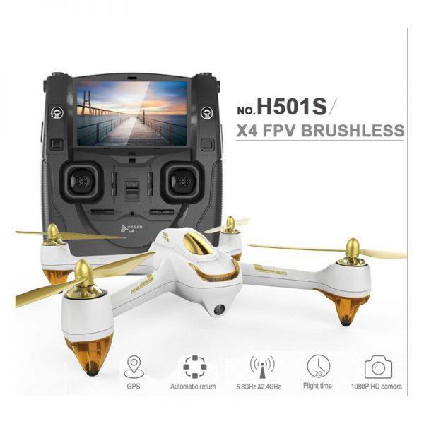 hubsan h501s pro spv