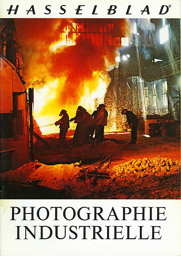 Photographie industrielle par HASSELBLAD