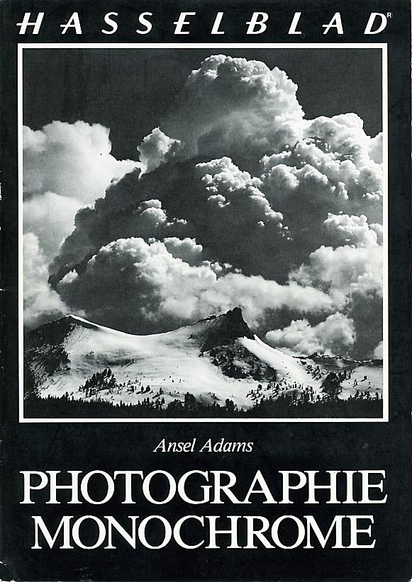 Photographie monochrome par HASSELBLAD