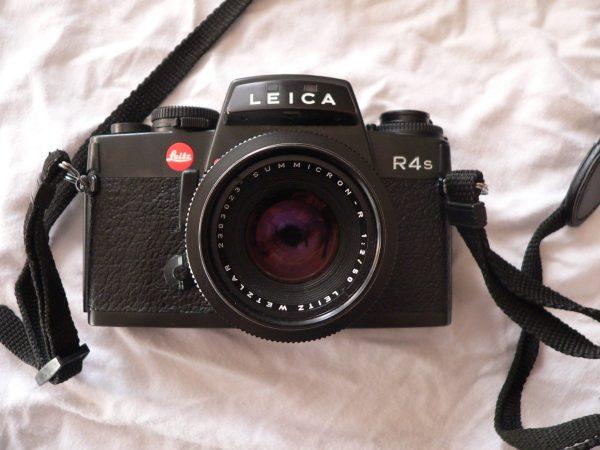 Leica-R4s en panne