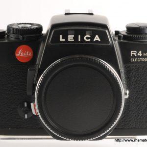 Leica R4-MOT en panne