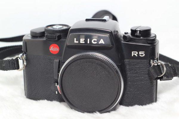 Leica R5 en panne
