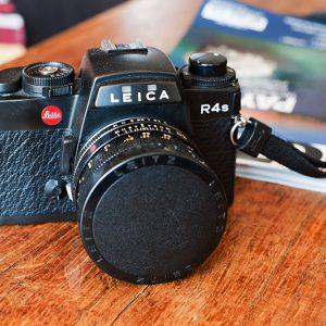 Leica R4s2 en panne