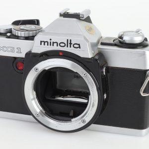 Dépannage Minolta XG1