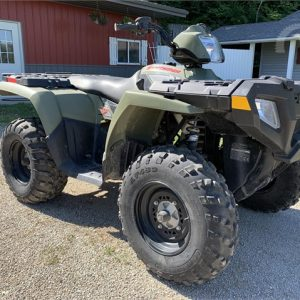 Polaris Sportsman 400 et 500