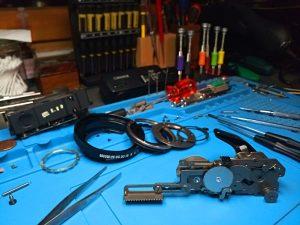 Mécanisme d'armement Fuji 690
